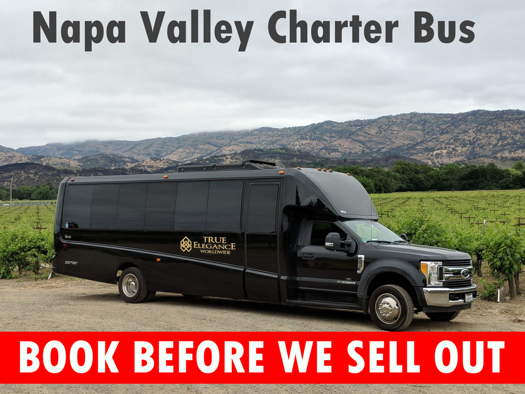 Napa Valley Charter Bus